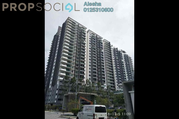 For Sale Apartment at X2 Residency, Puchong Freehold Unfurnished 0R/0B 550k