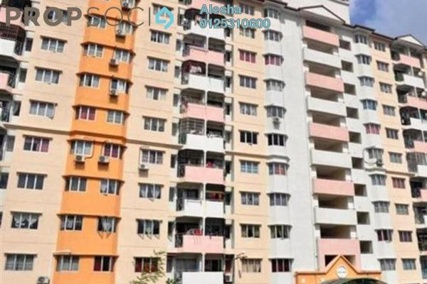 For Sale Apartment at Perdana Impian Apartment, Kajang Freehold Unfurnished 0R/0B 185k