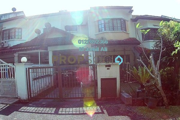 For Sale Terrace at Ukay Perdana, Ukay Leasehold Unfurnished 4R/3B 750k
