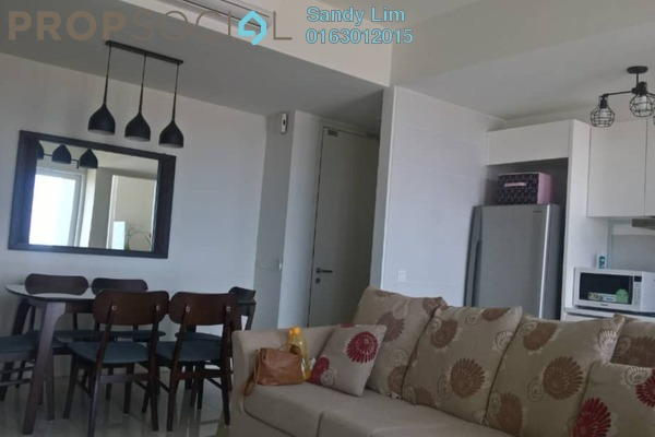 For Rent Condominium at Verdi Eco-dominiums, Cyberjaya Freehold Fully Furnished 2R/2B 2.5k