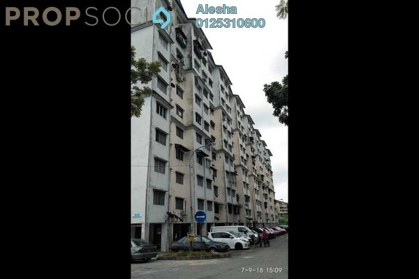 For Sale Apartment at Taman Tun Teja, Rawang Freehold Unfurnished 0R/0B 72k
