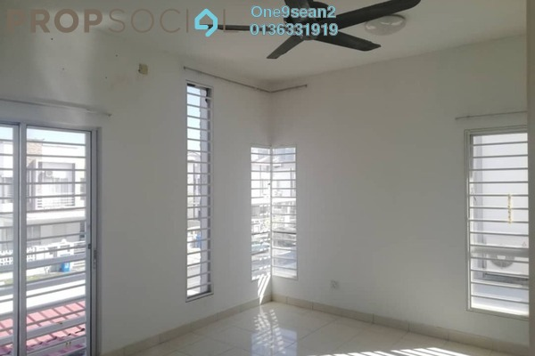 For Rent Terrace at Setia Impian, Setia Alam Freehold Semi Furnished 3R/3B 1.4k
