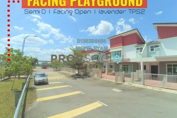 For Sale Semi-Detached at Taman Pelangi Semenyih, Semenyih Freehold Unfurnished 5R/4B 850k