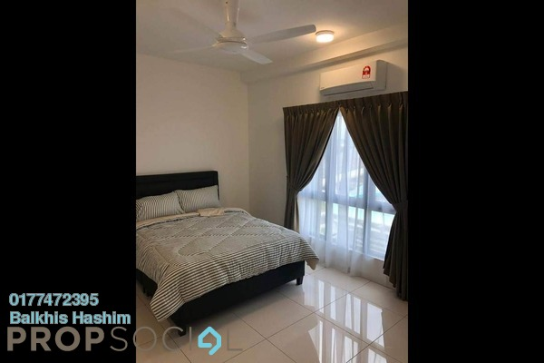 For Rent Condominium at Emira, Shah Alam Freehold Fully Furnished 1R/1B 2k