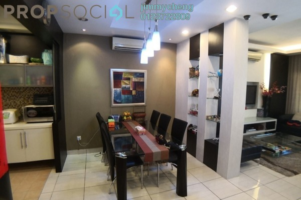 For Sale Terrace at Mutiara Puchong, Puchong Leasehold Fully Furnished 4R/3B 750k