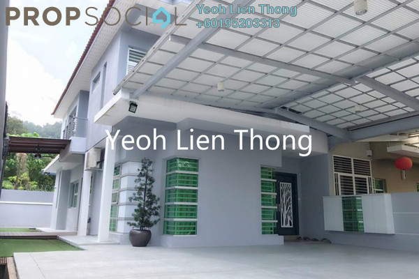 For Sale Semi-Detached at Casa Permai 2, Tanjung Bungah Freehold Fully Furnished 4R/4B 2.2m