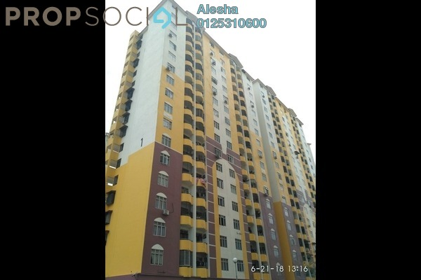 For Sale Apartment at Lagoon Perdana, Bandar Sunway Freehold Unfurnished 0R/0B 210k