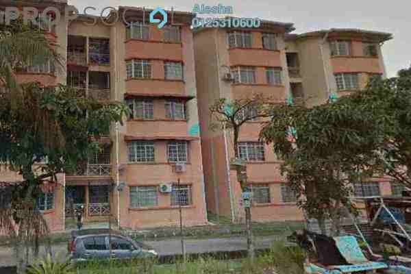 For Sale Apartment at Bandar Pinggiran Subang, Subang Freehold Unfurnished 0R/0B 230k