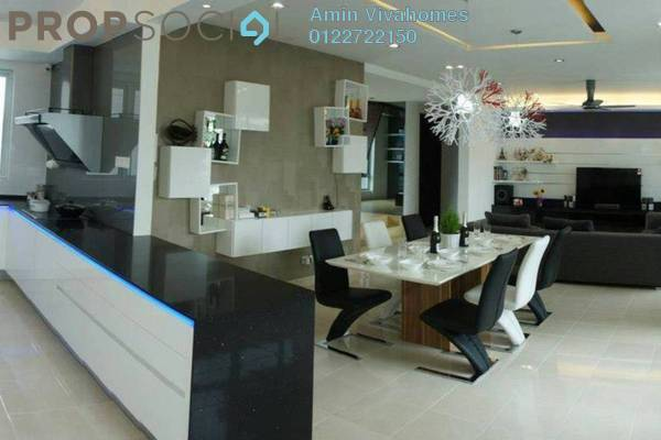 For Sale Condominium at Riana Green East, Wangsa Maju Freehold Fully Furnished 5R/3B 1.2m