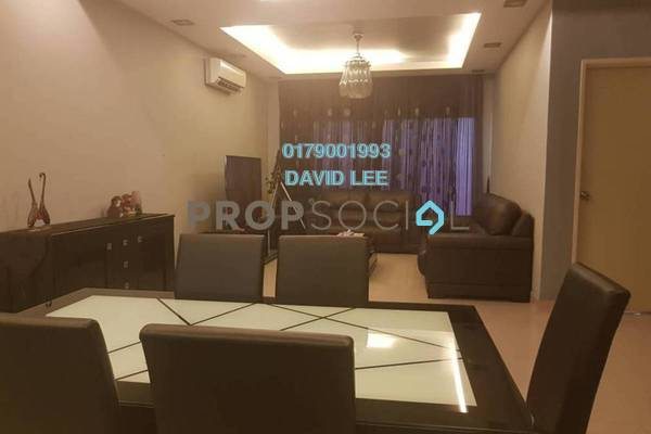 For Sale Condominium at Cova Suite, Kota Damansara Freehold Fully Furnished 3R/2B 650k