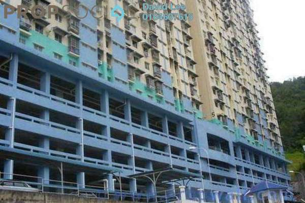 For Sale Apartment at Sri Ivory Apartment, Farlim Freehold Unfurnished 3R/2B 210k