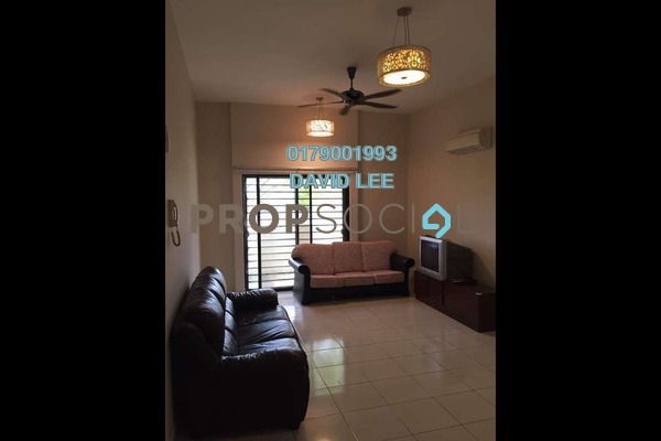 For Rent Condominium at Pelangi Damansara Sentral, Mutiara Damansara Freehold Semi Furnished 1R/1B 1.5k