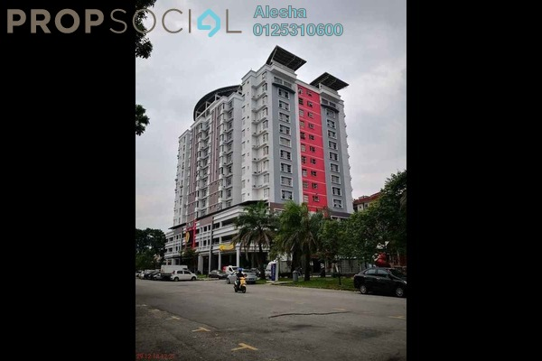 For Sale Apartment at Calisa Residences, Puchong Freehold Unfurnished 0R/0B 190k