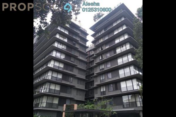 For Sale Condominium at Dedaun, Ampang Hilir Freehold Unfurnished 0R/0B 3.08m