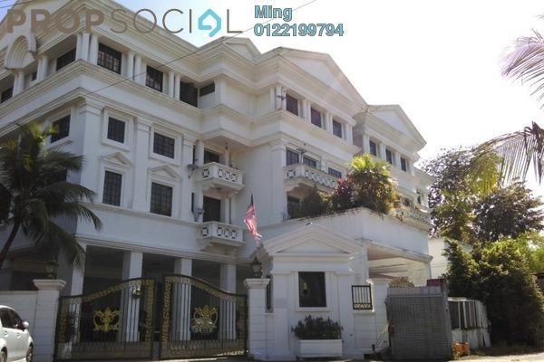 For Rent Condominium at Tuscany, Bangsar Freehold Semi Furnished 2R/1B 3.9k