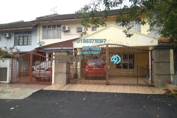 For Sale Terrace at Bandar Damai Perdana, Cheras South Freehold Fully Furnished 4R/3B 588k