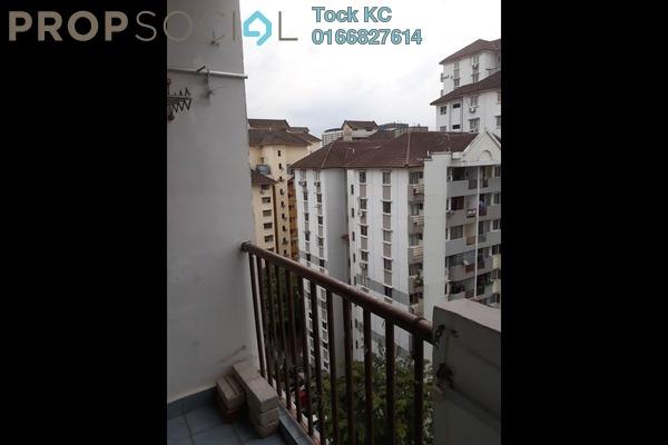 For Sale Condominium at Miharja Condominium, Cheras Freehold Semi Furnished 3R/2B 360k