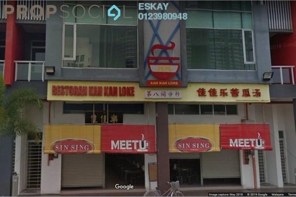 For Rent Shop at The Wave Residence, Melaka Freehold Unfurnished 0R/6B 5.5k