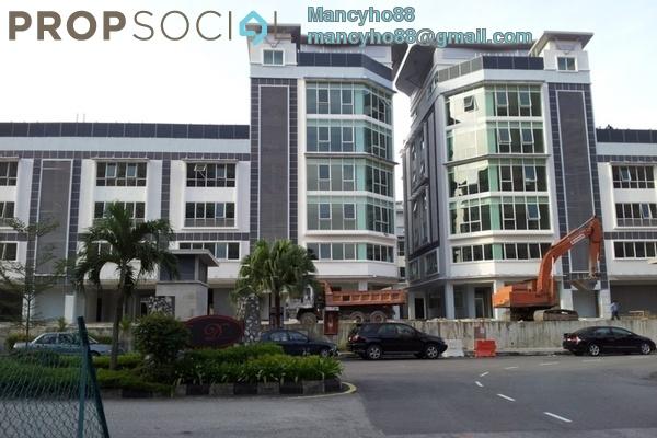 For Rent Shop at Parklane Commercial Hub, Kelana Jaya Freehold Semi Furnished 0R/0B 6k
