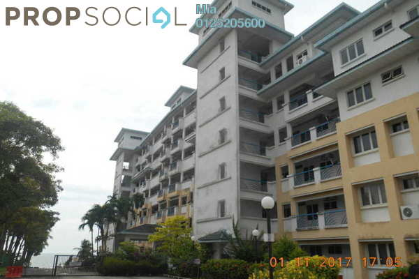 For Sale Condominium at Seri Bulan Condominium, Port Dickson Freehold Unfurnished 0R/0B 157k