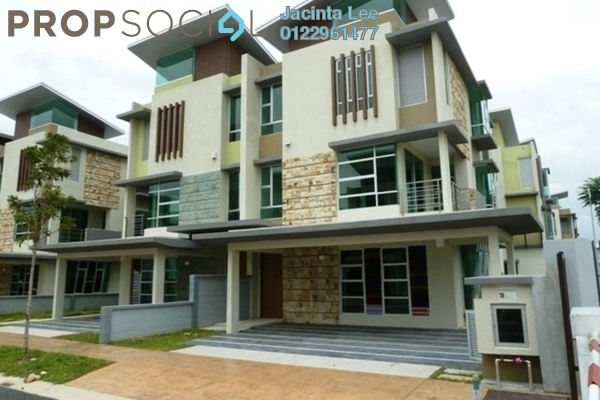 For Sale Semi-Detached at Tiara Puteri, Bukit Rahman Putra Freehold Semi Furnished 5R/4B 810k
