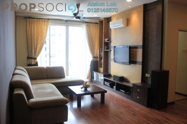 For Sale Condominium at BaysWater, Gelugor Freehold Fully Furnished 3R/2B 950k