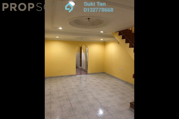 For Sale Terrace at Taman Selayang Jaya, Selayang Freehold Semi Furnished 3R/2B 550k