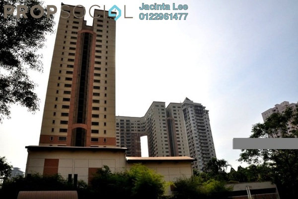 For Sale Condominium at Vista Kiara, Mont Kiara Freehold Semi Furnished 3R/2B 567k
