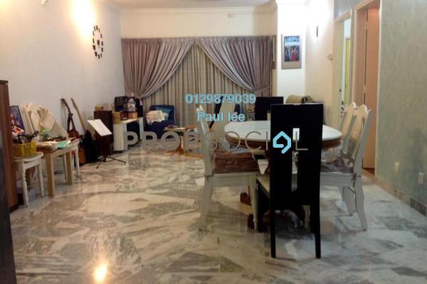 For Sale Apartment at Sri Tanjung Apartment, Bandar Puchong Jaya Freehold Semi Furnished 3R/2B 330k