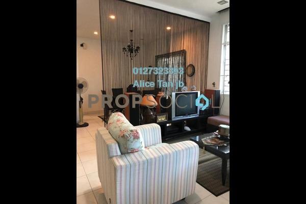For Sale Terrace at Taman Bukit Indah, Bukit Indah Freehold Semi Furnished 4R/3B 770k
