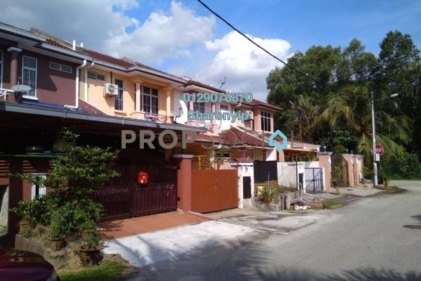 For Sale Terrace at Section 3, Bandar Mahkota Cheras Freehold Unfurnished 4R/2B 470k