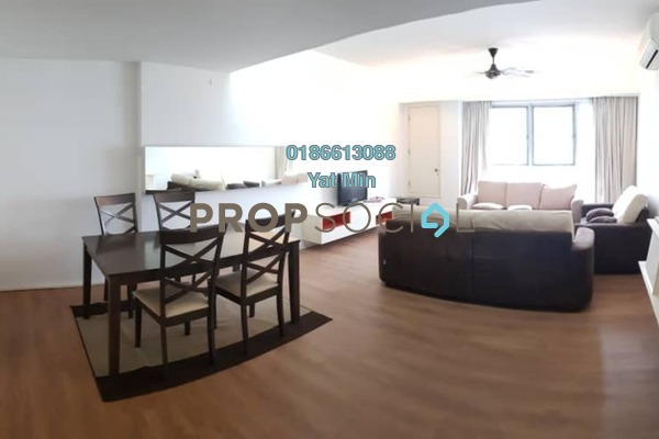 For Rent Condominium at i-Zen Kiara I, Mont Kiara Freehold Fully Furnished 3R/3B 4.5k