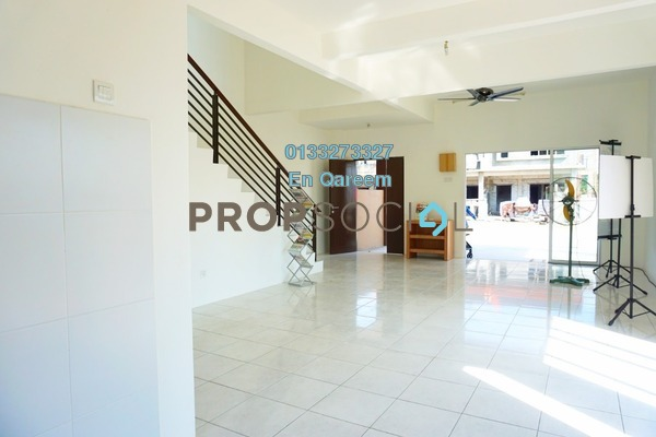 For Sale Terrace at Taman Mawar, Bandar Baru Salak Tinggi Leasehold Unfurnished 4R/3B 428k