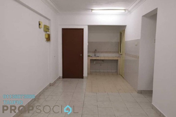 For Sale Apartment at Pelangi Apartment, Mutiara Damansara Freehold Unfurnished 3R/2B 335k