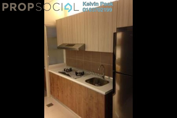 For Rent Duplex at Mutiara Ville, Cyberjaya Freehold Fully Furnished 2R/2B 1.8k