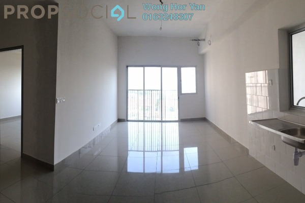 For Sale Serviced Residence at The Wharf, Puchong Freehold Unfurnished 2R/1B 335k