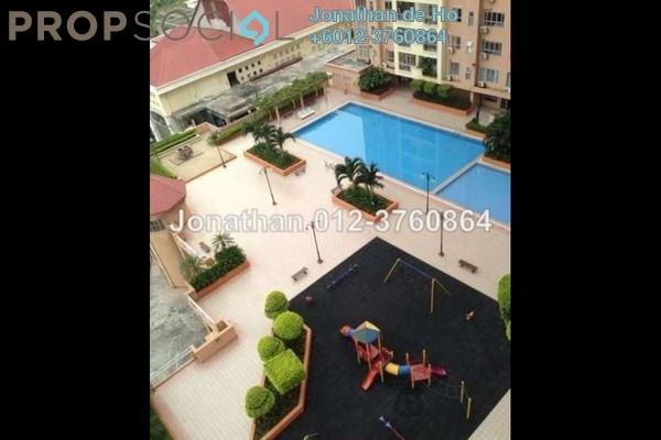 For Rent Condominium at D'Aman Ria, Ara Damansara Freehold Fully Furnished 3R/2B 1.8千