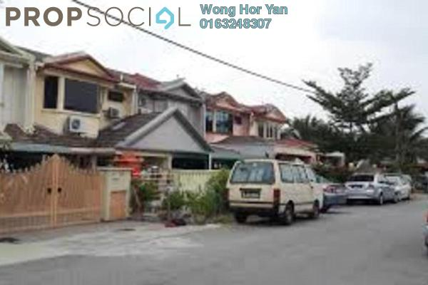 For Sale Terrace at Tempua, Bandar Puchong Jaya Freehold Unfurnished 4R/3B 700k