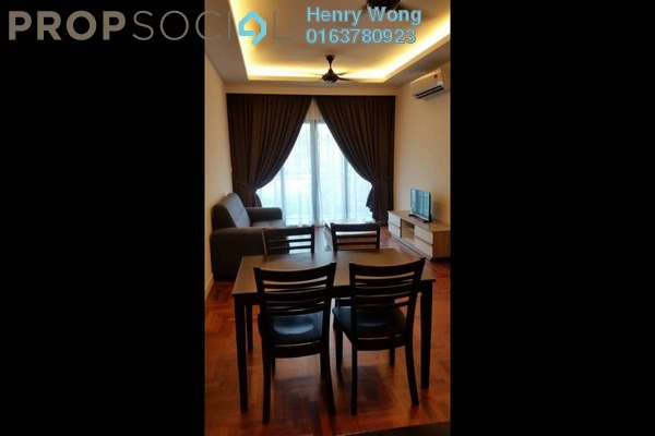 For Rent Condominium at Residency V, Old Klang Road Freehold Fully Furnished 2R/2B 2k