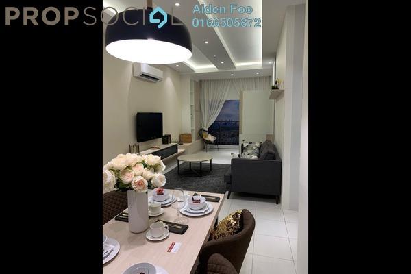 For Sale Condominium at Residensi Platinum Teratai, Kuala Lumpur Freehold Semi Furnished 3R/2B 368k