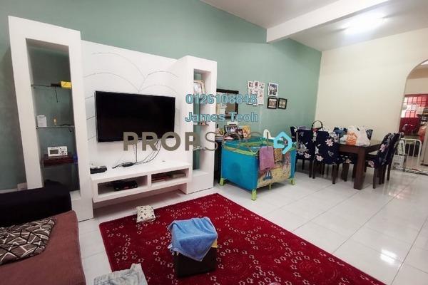 For Sale Terrace at Section 7, Shah Alam Freehold Semi Furnished 4R/3B 600k
