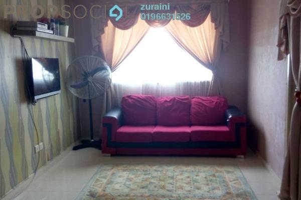 For Sale Apartment at Sri Penara, Bandar Sri Permaisuri Freehold Unfurnished 2R/2B 210k