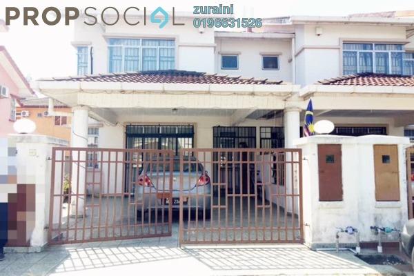 For Sale Terrace at Putra Tropika, Bandar Seri Putra Freehold Semi Furnished 4R/3B 615k
