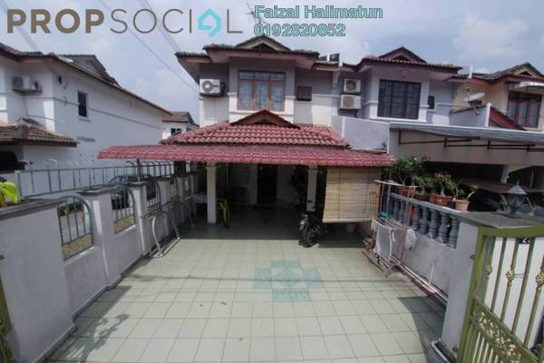 For Sale Terrace at Taman Puchong Perdana, Puchong Freehold Unfurnished 4R/3B 499k