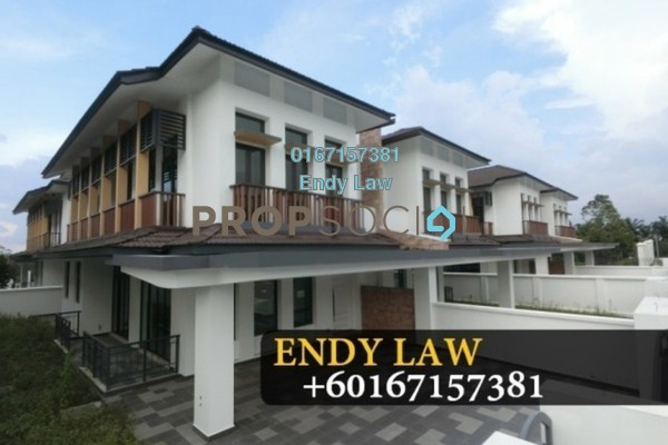 For Sale Semi-Detached at Eco Botanic, Skudai Freehold Unfurnished 5R/5B 1.14m