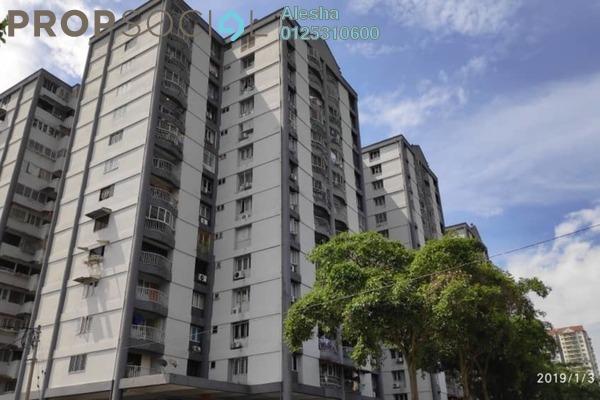 For Sale Apartment at Pandan Indah, Pandan Indah Freehold Unfurnished 0R/0B 360k