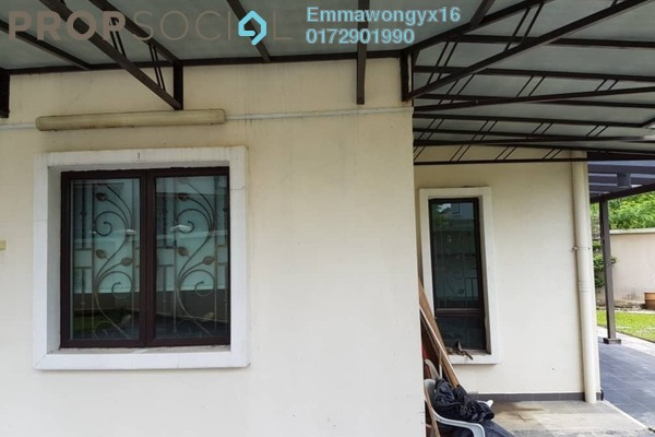 For Sale Bungalow at Section 7, Shah Alam Freehold Semi Furnished 10R/6B 3m