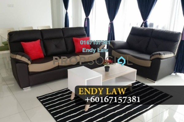 For Sale Semi-Detached at Eco Botanic, Skudai Freehold Fully Furnished 5R/5B 960k