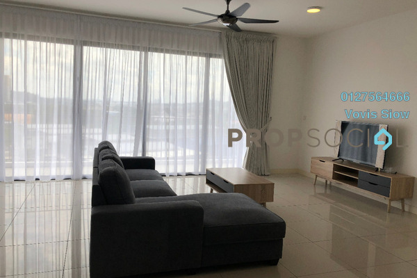 For Rent Condominium at Windows On The Park, Bandar Tun Hussein Onn Freehold Fully Furnished 3R/4B 2k