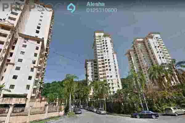 For Sale Apartment at Taman Desa Relau 2, Relau Freehold Unfurnished 0R/0B 280k